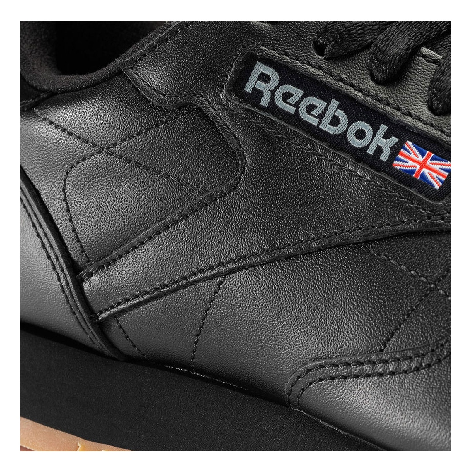 Reebok men's leather sneakers