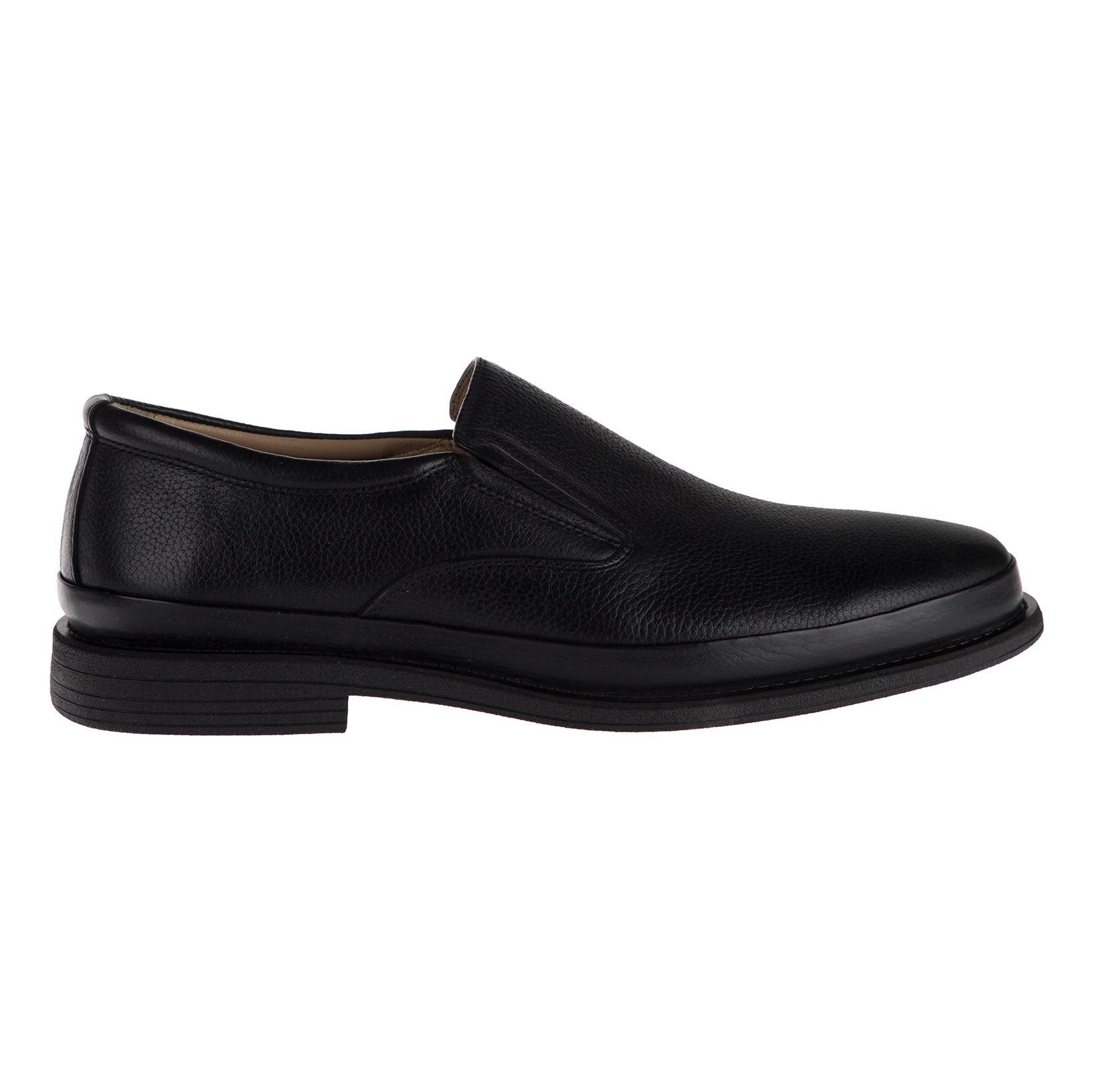 کفش اداری چرم مردانه - آرتمن