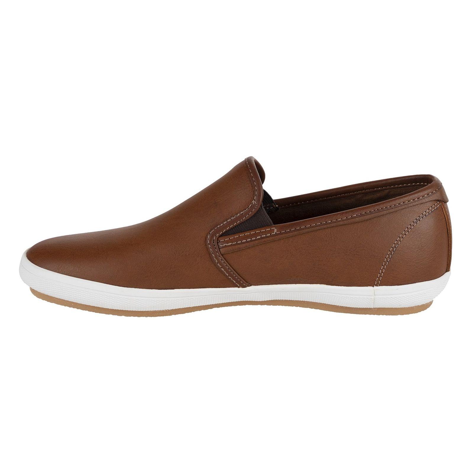 کفش راحتی مردانه - آلدو - قهوه اي - 3