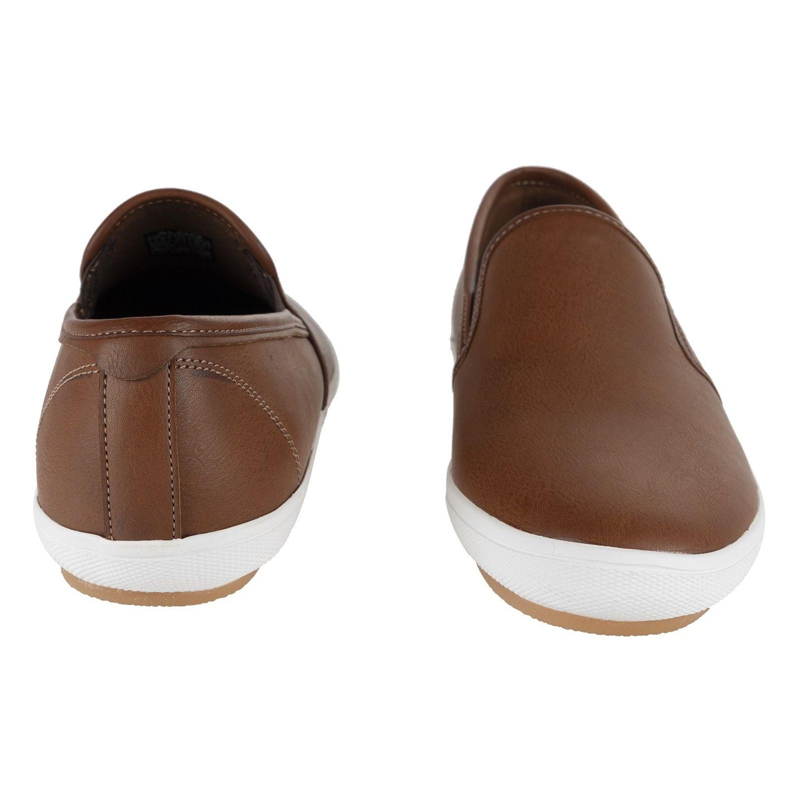 کفش راحتی مردانه - آلدو - قهوه اي - 5