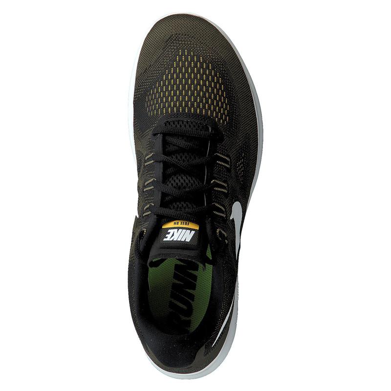 کفش دویدن بندی مردانه Free Run 2017 - نایکی