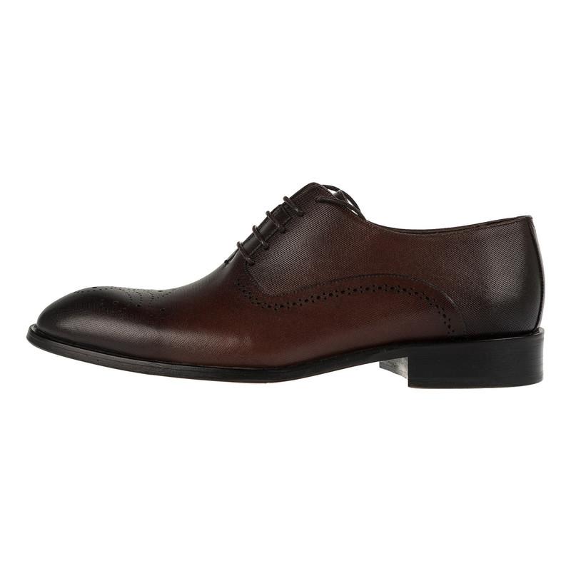 کفش اداری چرم مردانه - گاندو