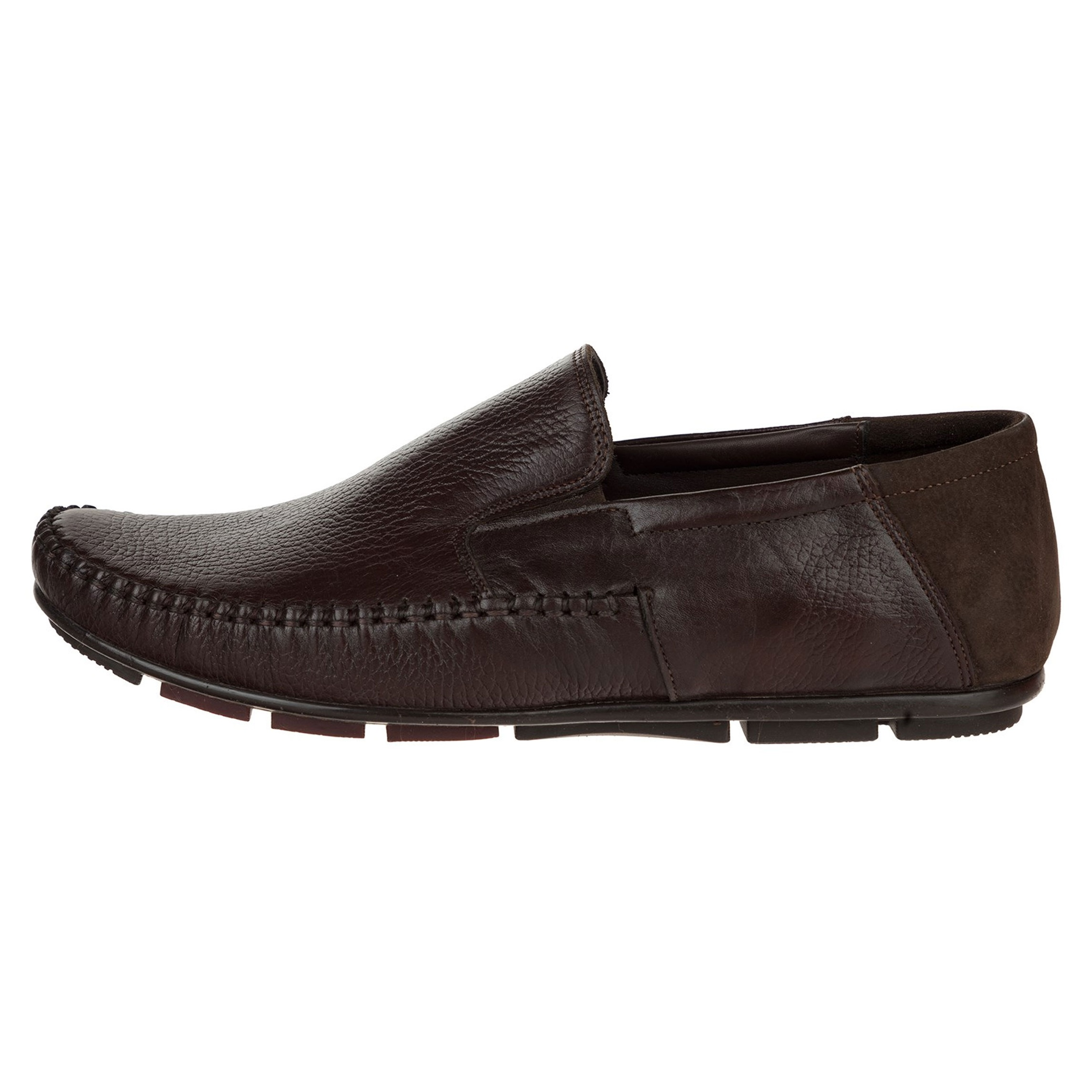 کفش راحتی چرم مردانه - شیفر