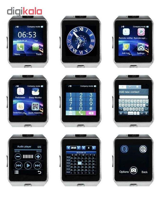 ساعت هوشمند مودیو مدل MW02 main 1 4