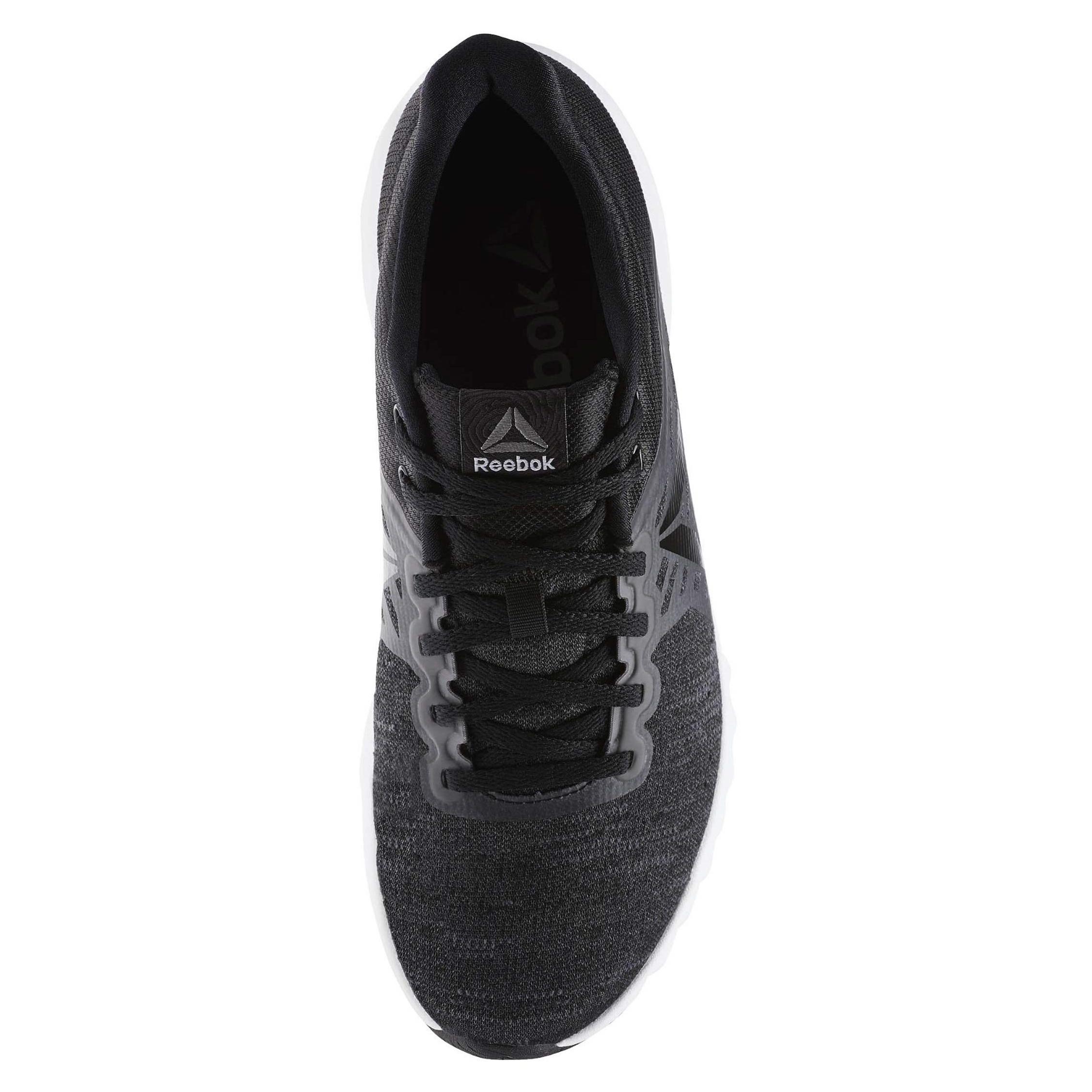 کفش دویدن بندی مردانه OSR Distance 3-0 - ریباک - مشکي - 5