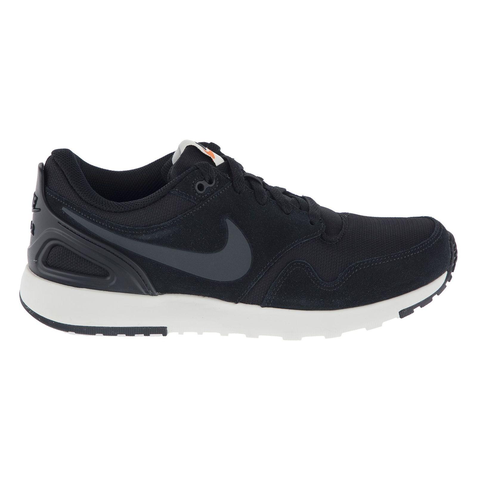 کفش پیاده روی بندی مردانه Airwibenna - نایکی - مشکي - 1