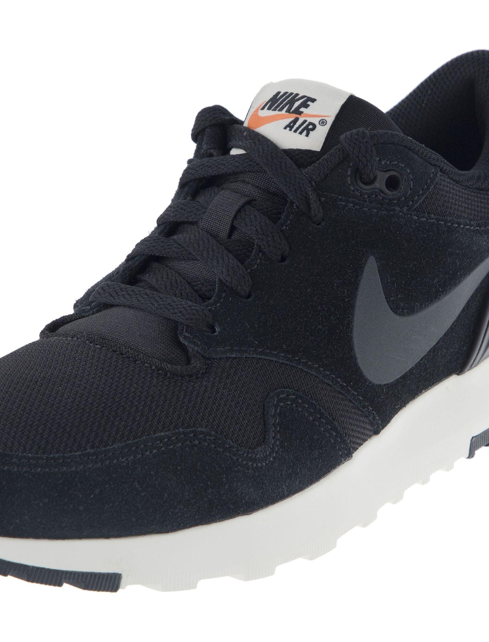 کفش پیاده روی بندی مردانه Airwibenna - نایکی - مشکي - 2