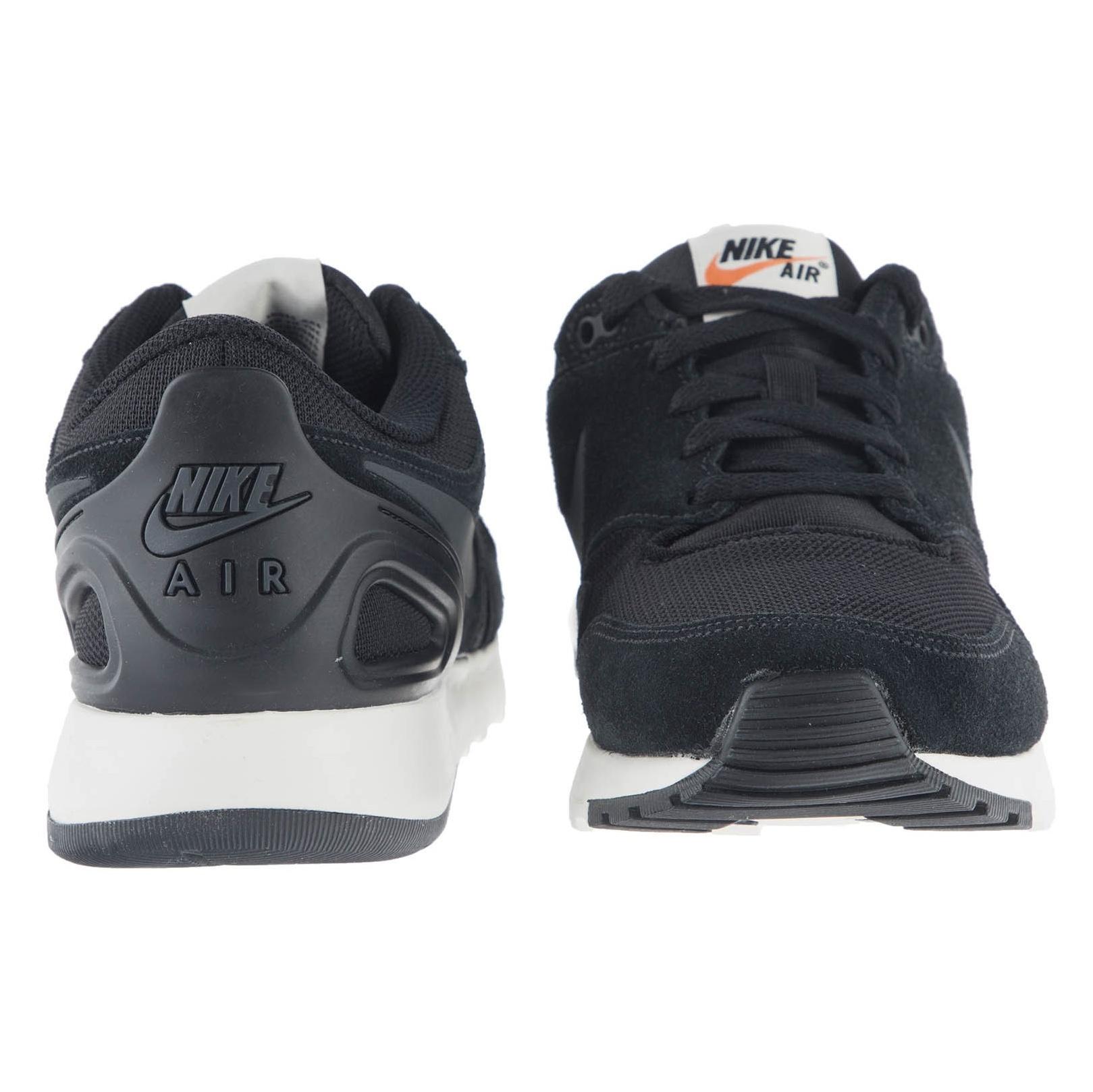 کفش پیاده روی بندی مردانه Airwibenna - نایکی - مشکي - 4