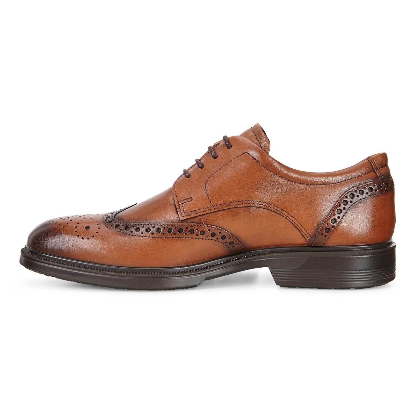 کفش رسمی چرم مردانه Lisbon - اکو - قهوه اي  - 2