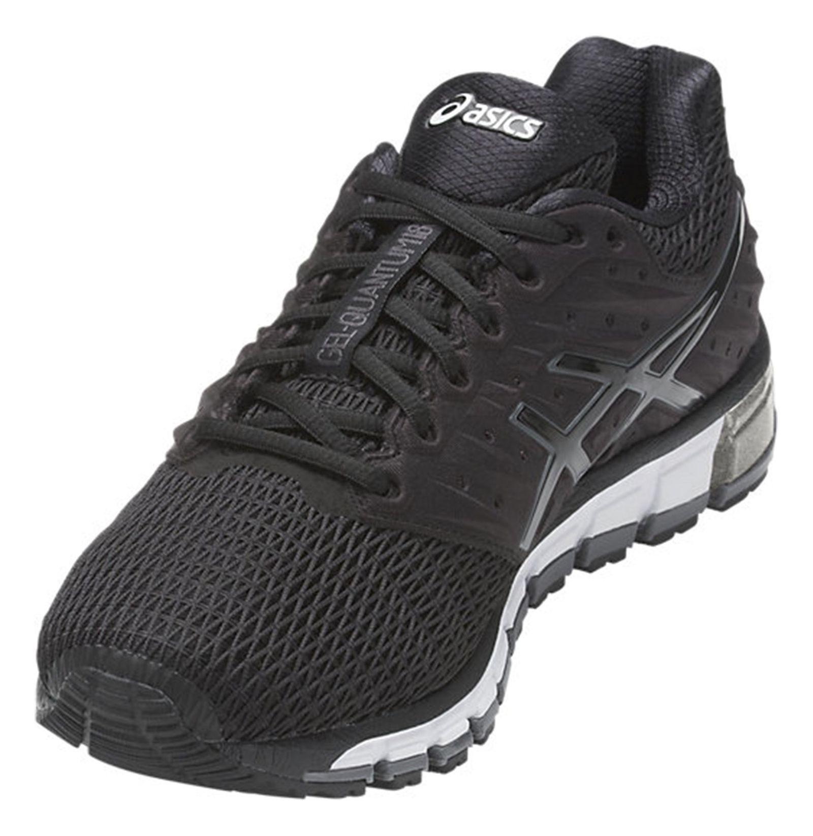 کفش دویدن بندی مردانه GEL-QUANTUM 180 2 - اسیکس - مشکي - 5