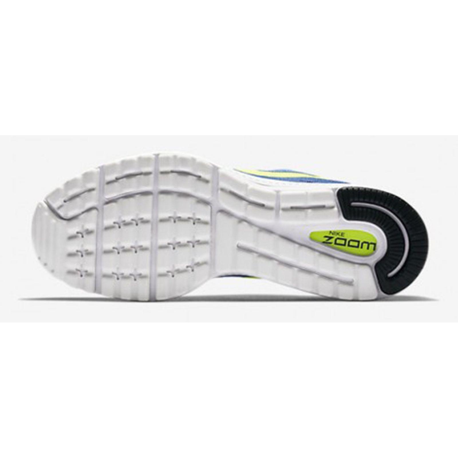 کفش دویدن بندی مردانه Air Zoom Vomero 12 - نایکی - آبي تيره - 4