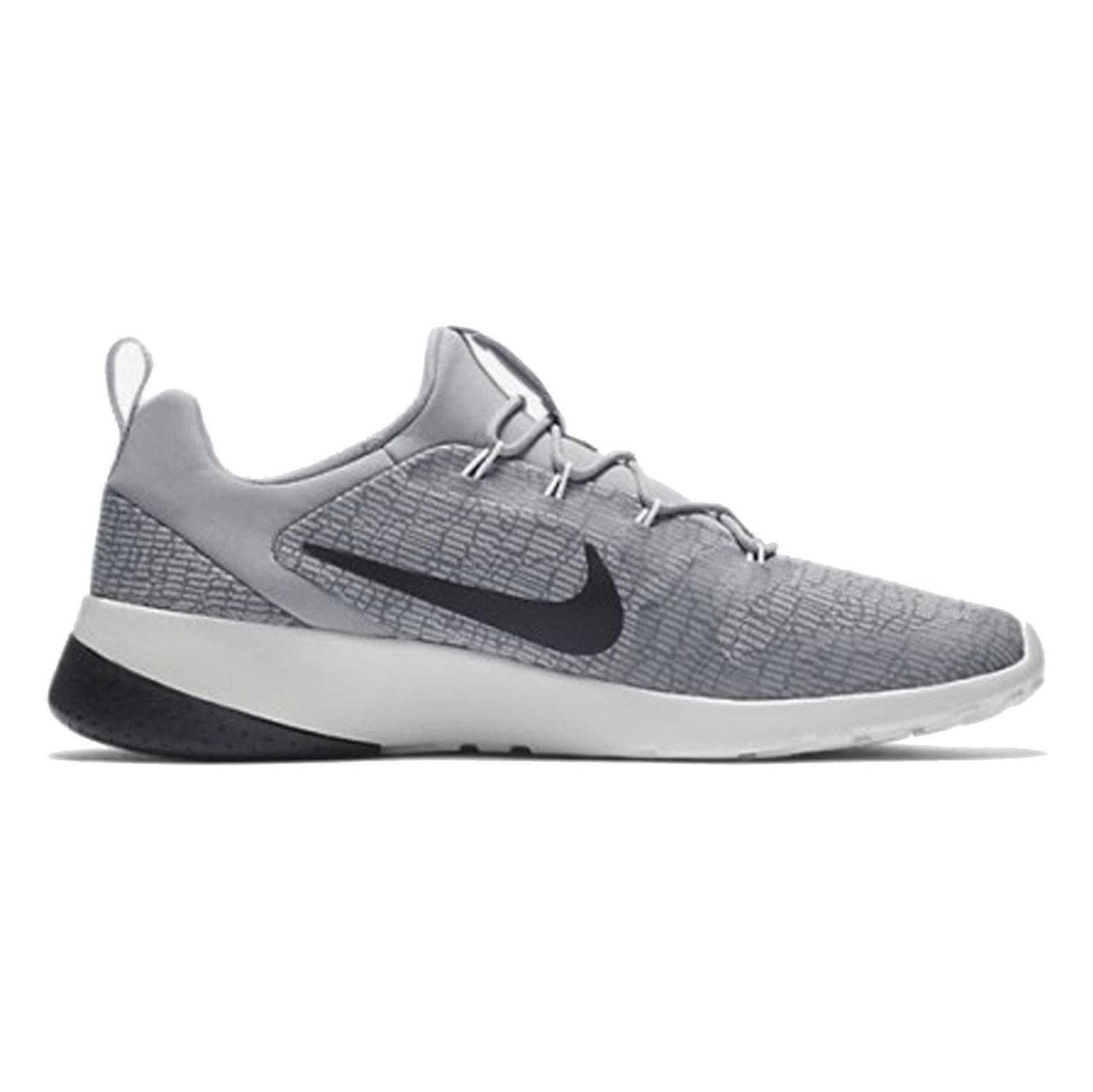 کفش ورزشی بندی دویدن مردانه Ck Racer - نایکی - طوسي روشن - 1