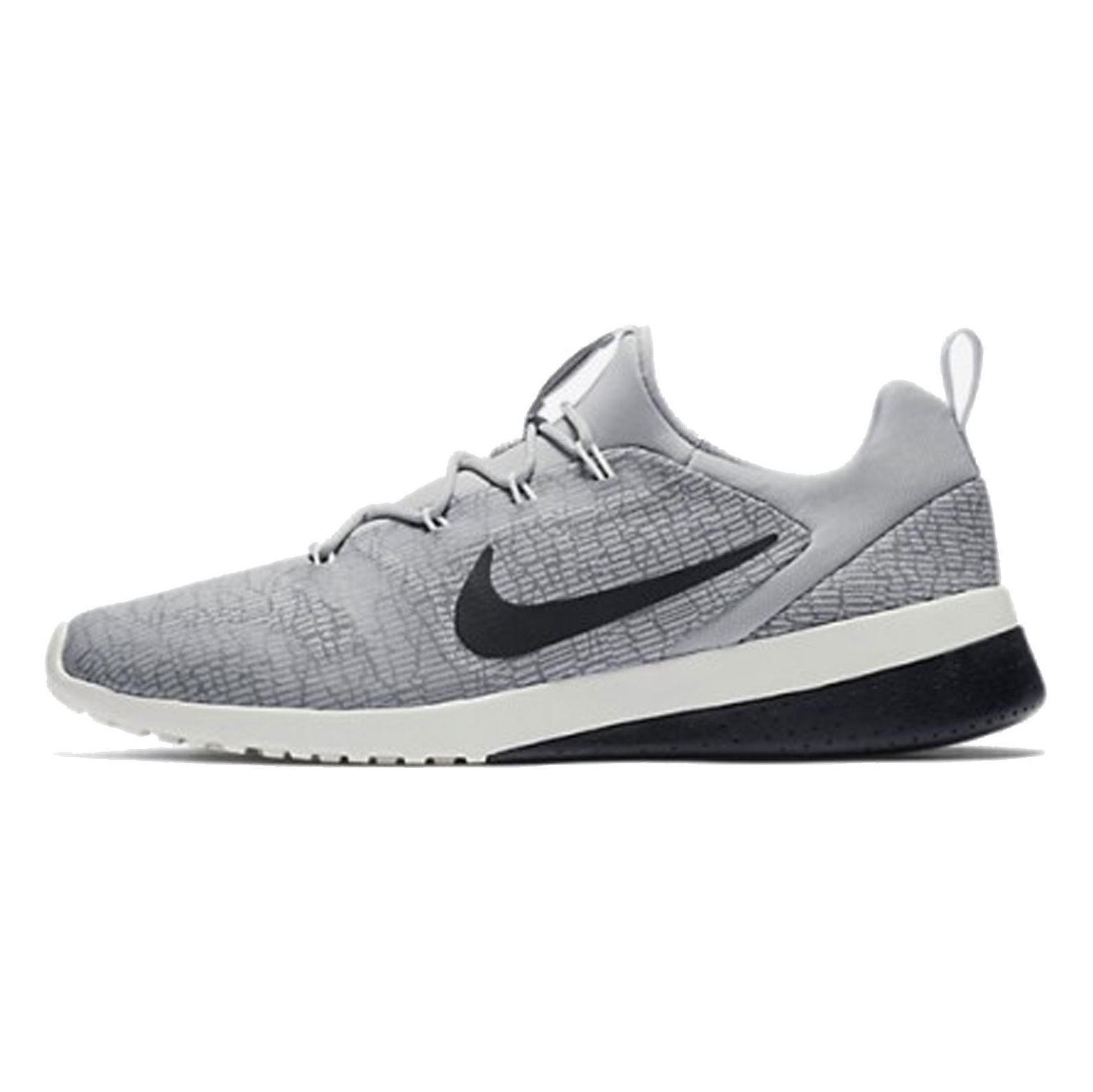 کفش ورزشی بندی دویدن مردانه Ck Racer - نایکی - طوسي روشن - 3