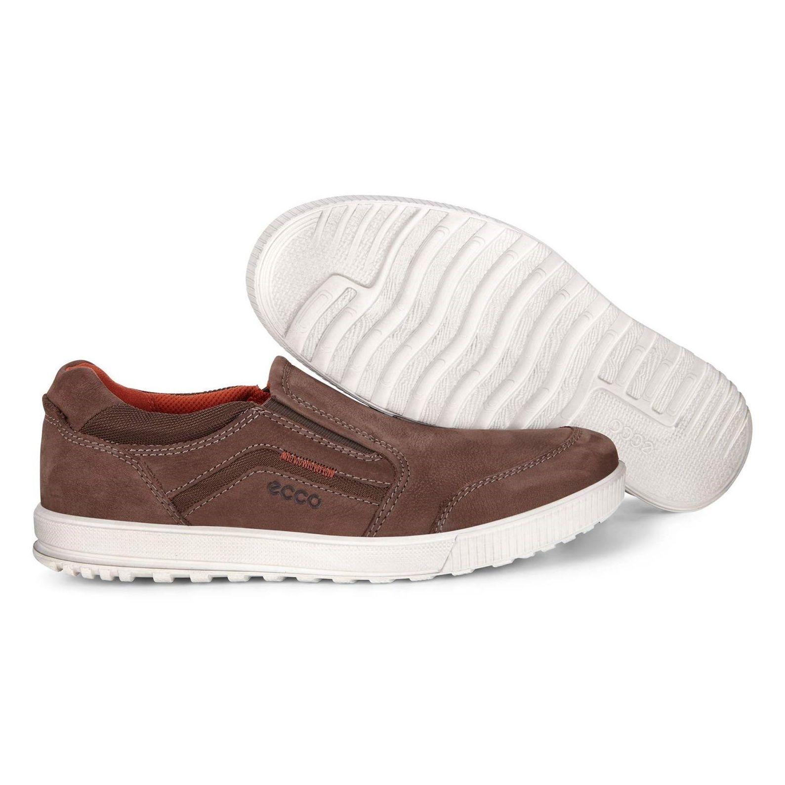 کفش راحتی مردانه Ennio - اکو - قهوه اي  - 4