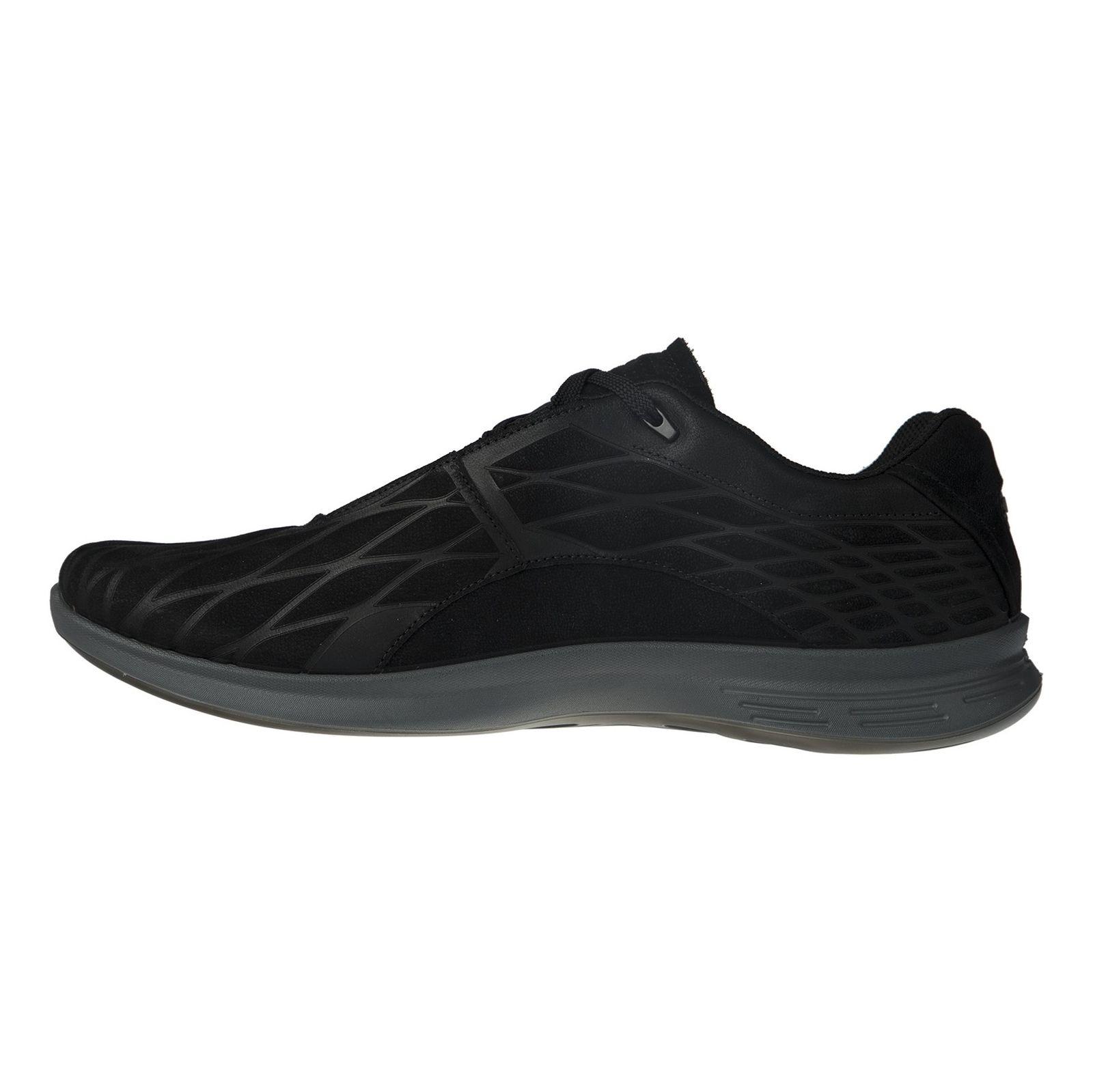 کفش ورزشی بندی مردانه Exceed - اکو - مشکي - 3