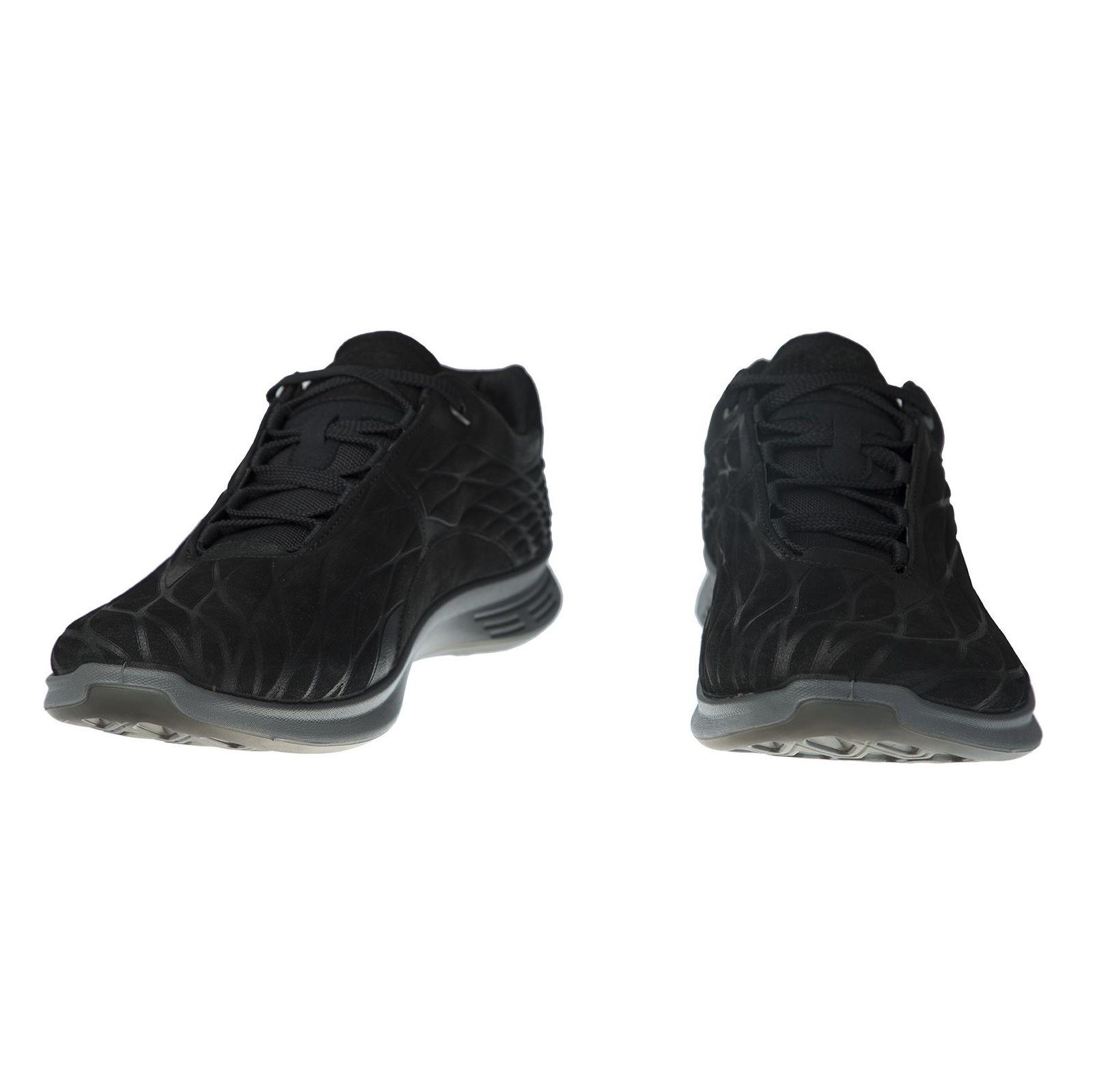 کفش ورزشی بندی مردانه Exceed - اکو - مشکي - 4