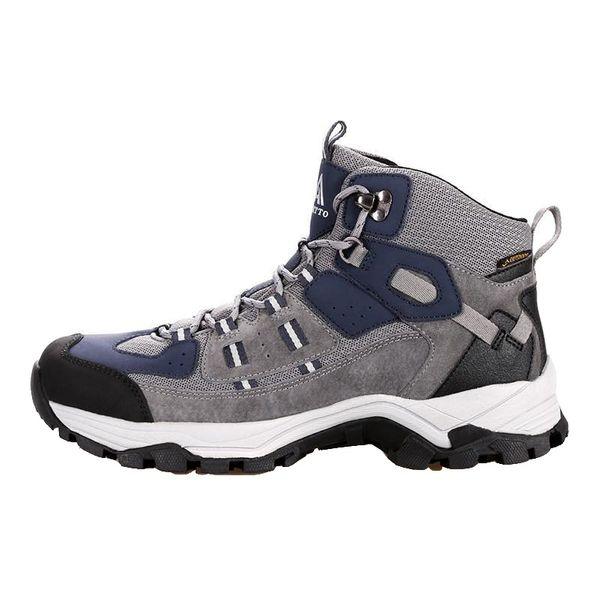 کفش کوهنوردی مردانه هامتو مدل 2-290015A