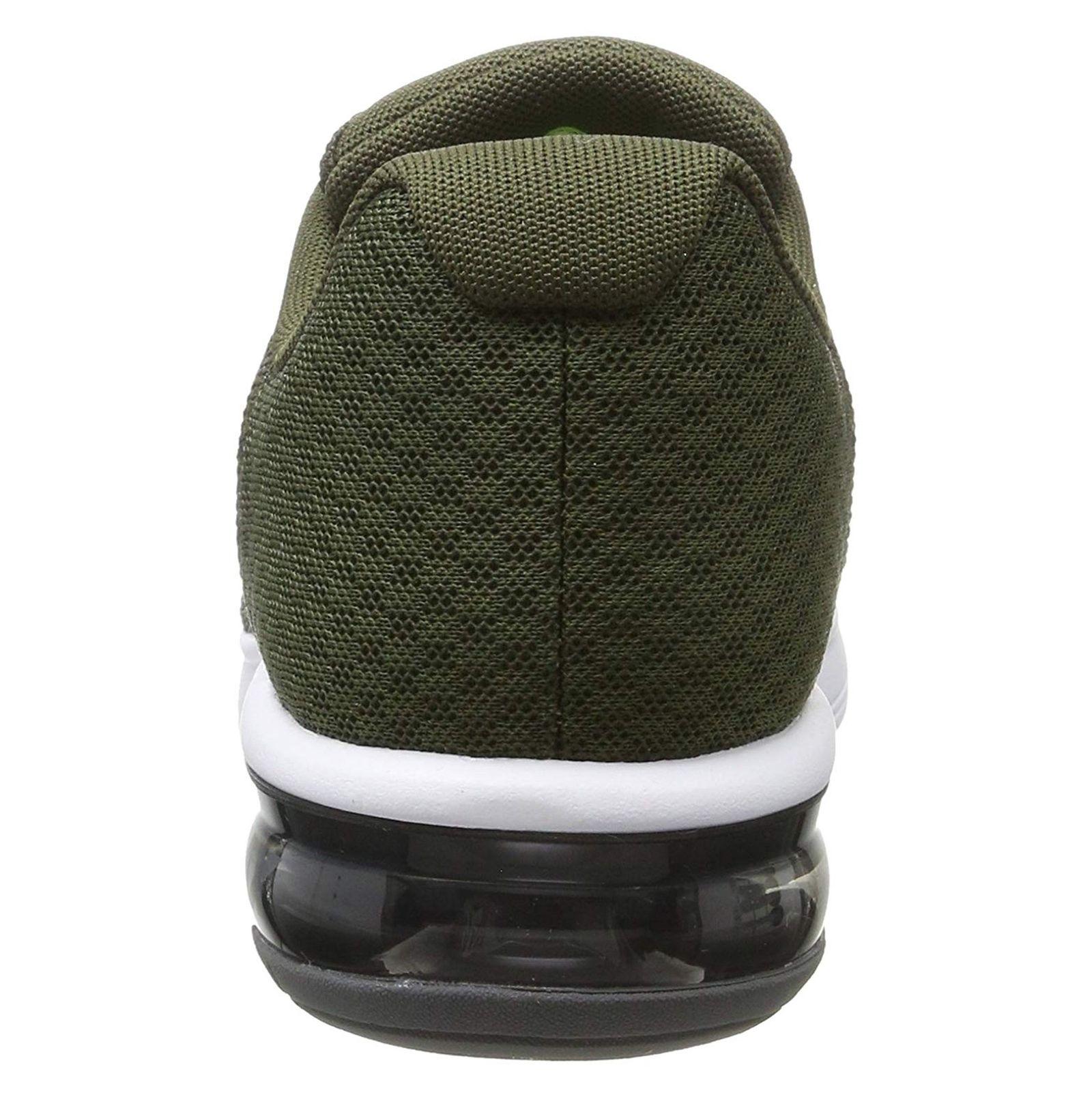 کفش دویدن بندی مردانه Air Max Sequent 2 - نایکی - زيتوني - 5