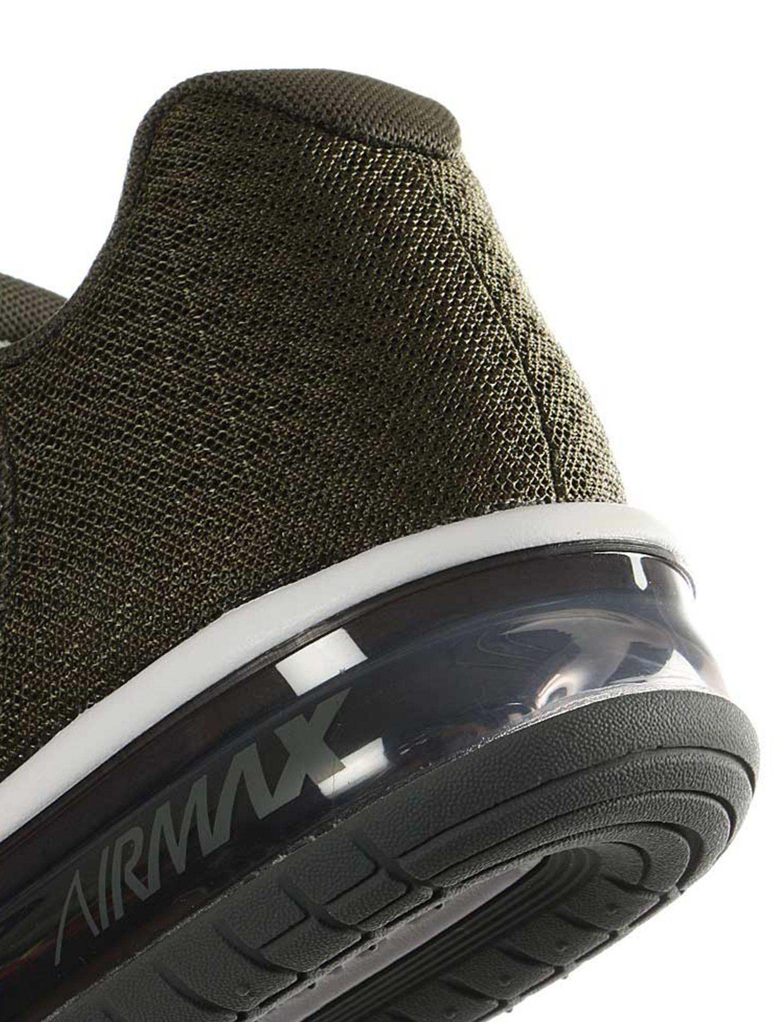 کفش دویدن بندی مردانه Air Max Sequent 2 - نایکی - زيتوني - 7