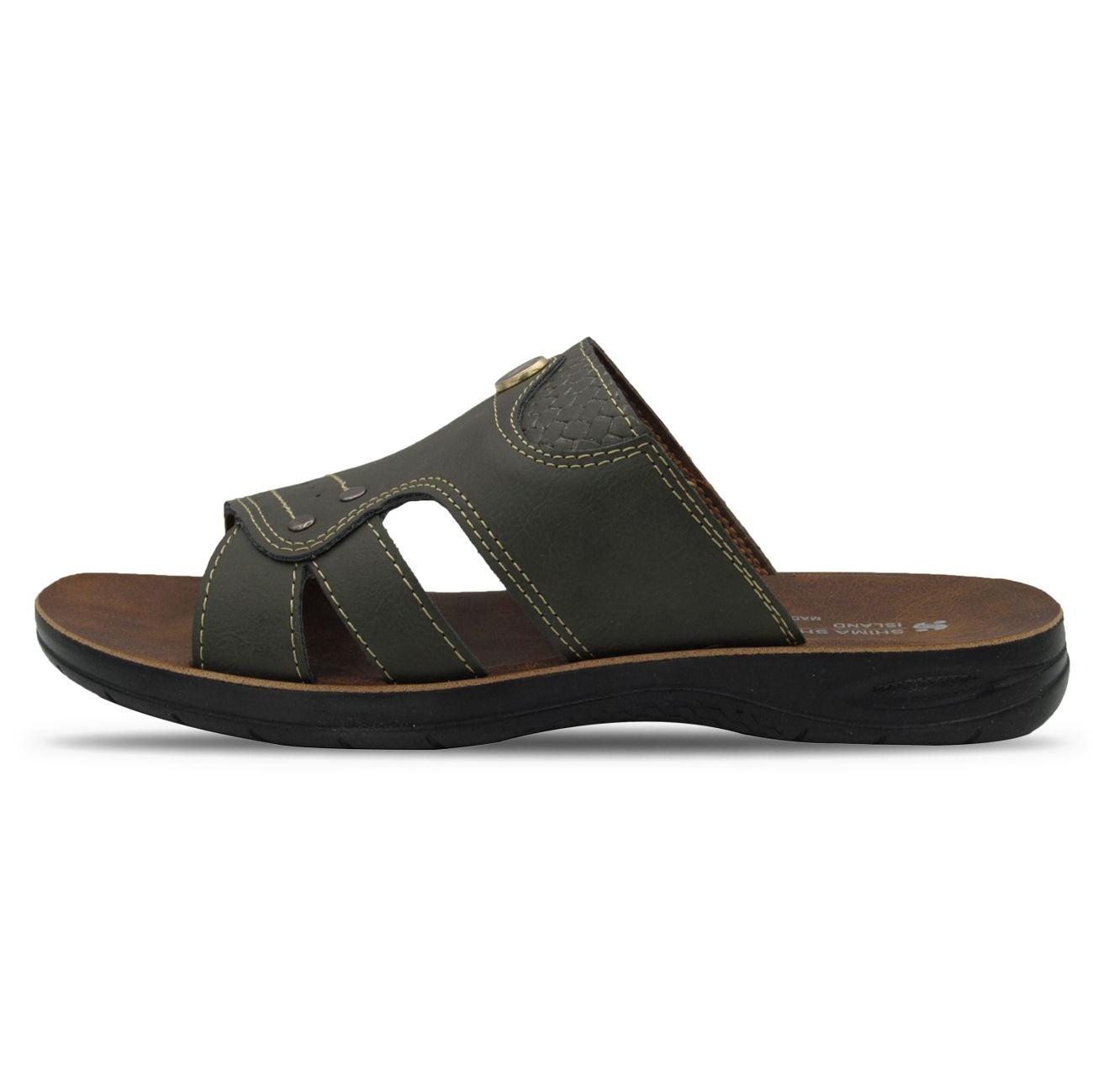قیمت خرید صندل مردانه کفش شیما مدل ایسلند 1261 اورجینال