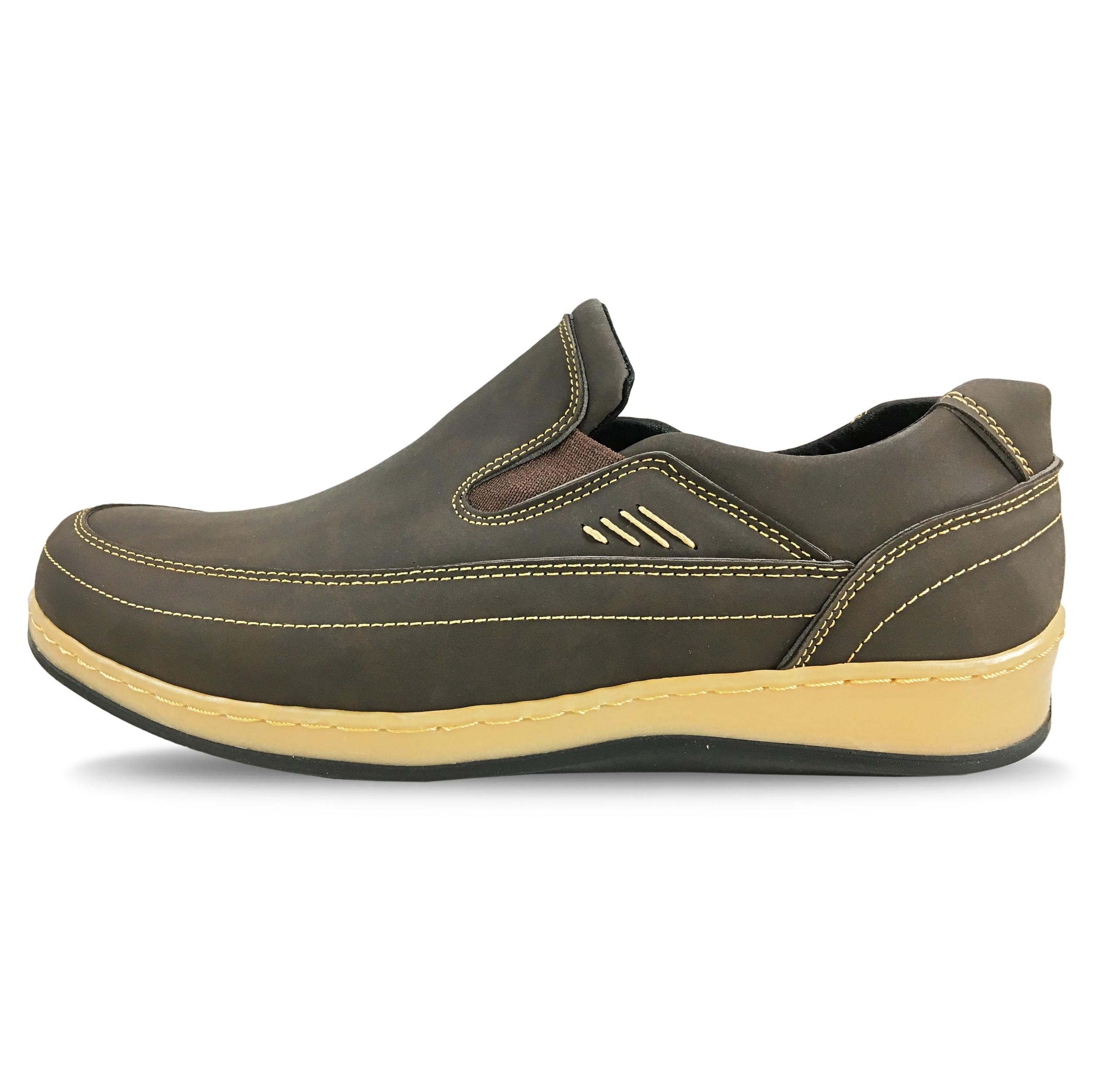 قیمت خرید کفش مردانه مدل گلپا کد B5126 اورجینال