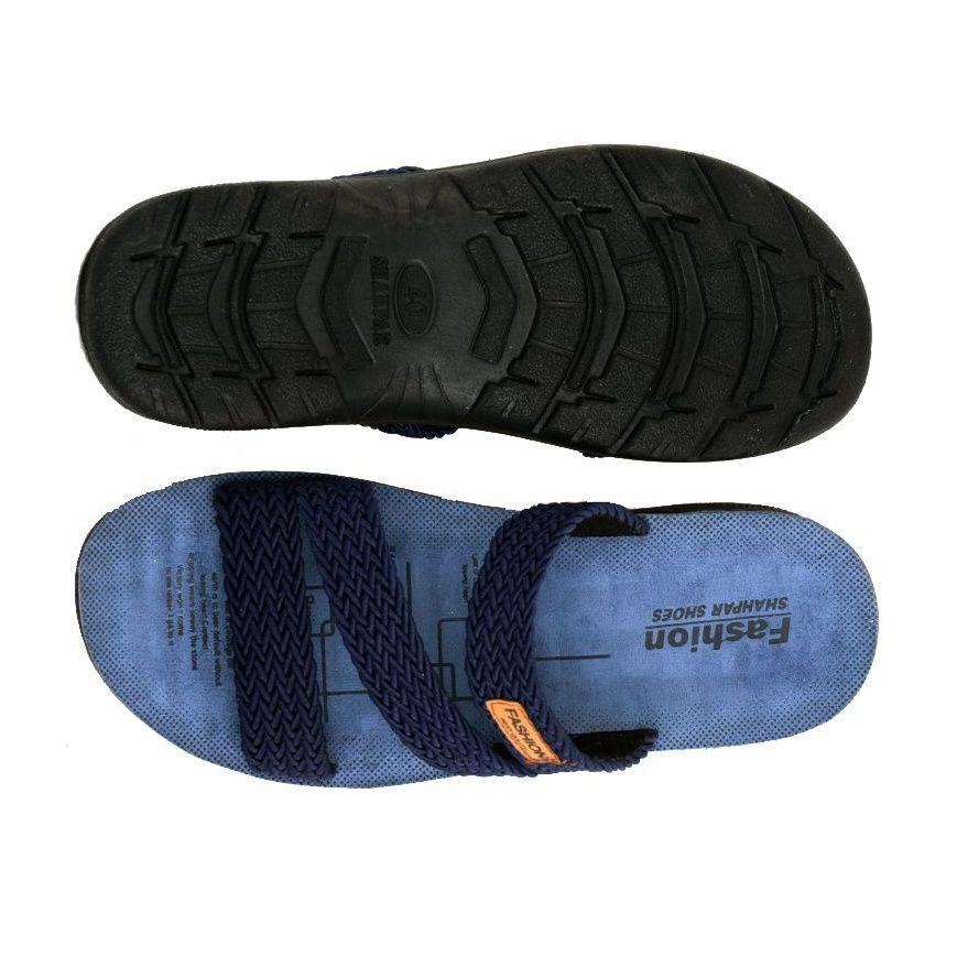 دمپایی مردانه کفش شهپر کد 06 main 1 4