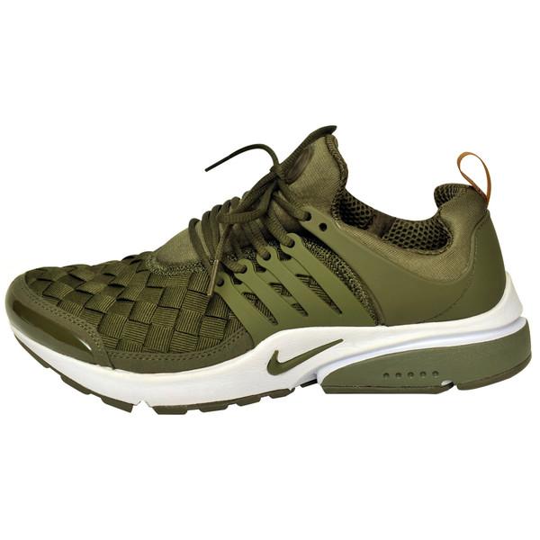 کفش مخصوص پیادهروی مردانه مدل Air Presto Chess Green