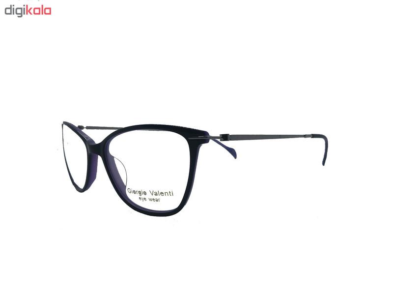 فریم عینک طبی زنانه جورجیو ولنتی مدل GV-4393