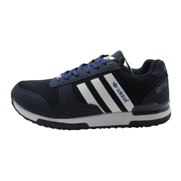 کفش مخصوص پیاده روی مردانه مدل B35 رنگ سورمه ای
