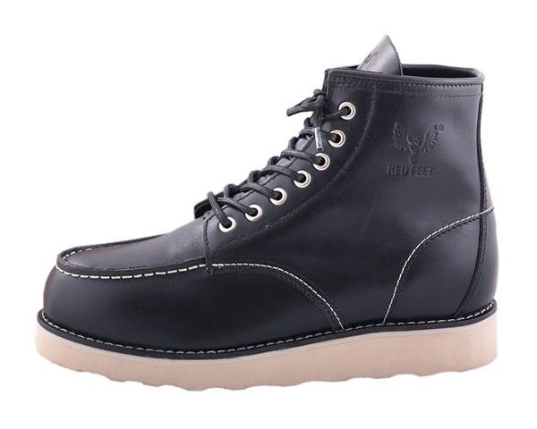 نیم بوت مردانه ردفیت مدل RedFeet Infinity Boots 5658