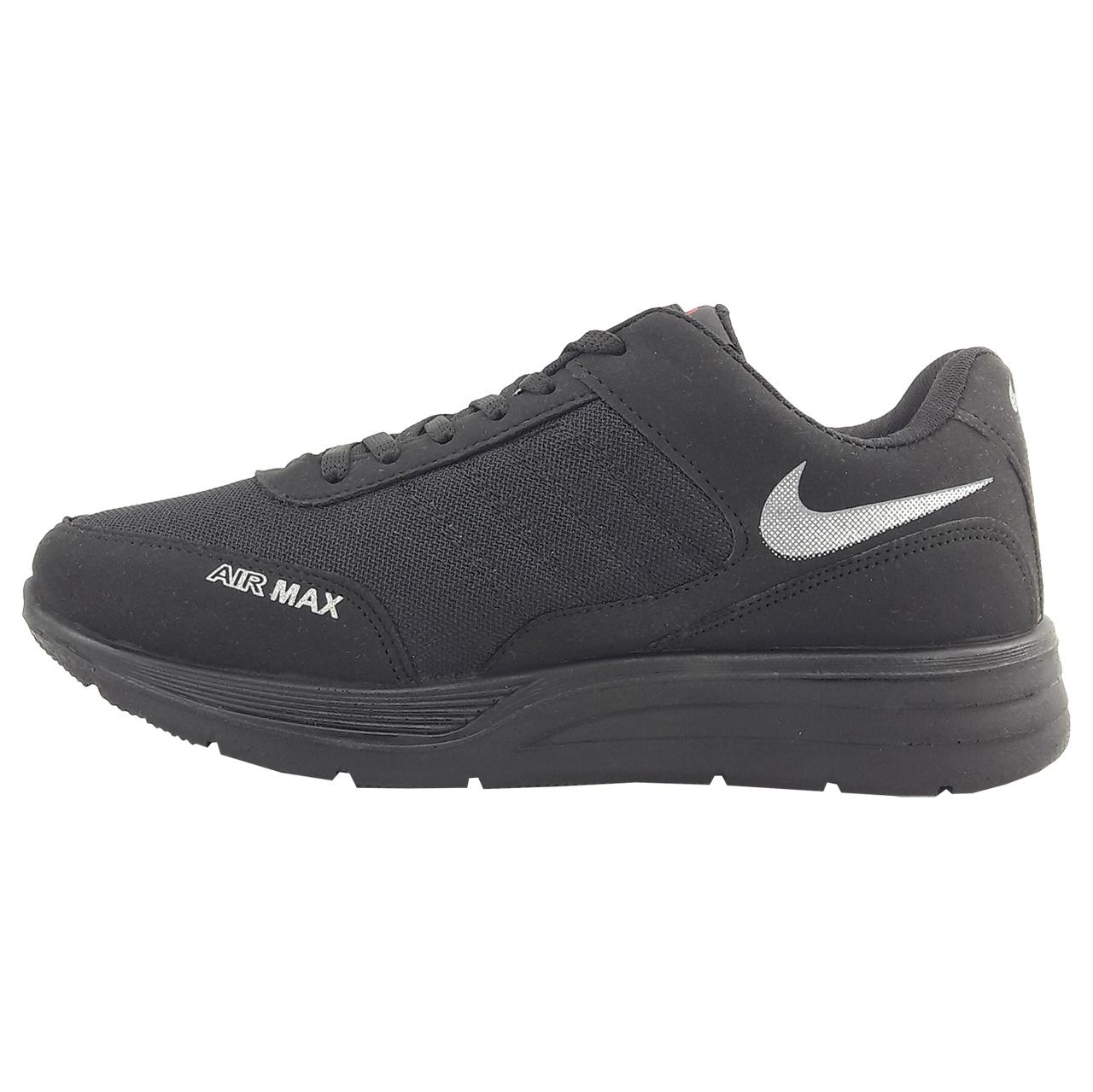 خرید                      کفش مخصوص پیاده روی مردانه مدل Nk.airmax.idl.bl-01              👟