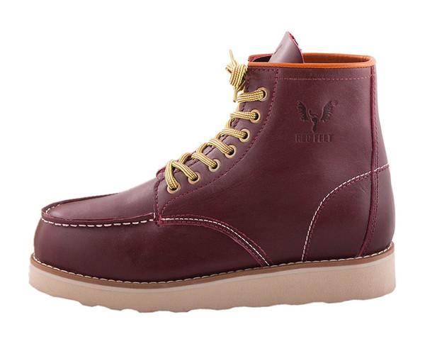 نیم بوت مردانه ردفیت مدل RedFeet Infinity Boots 5661