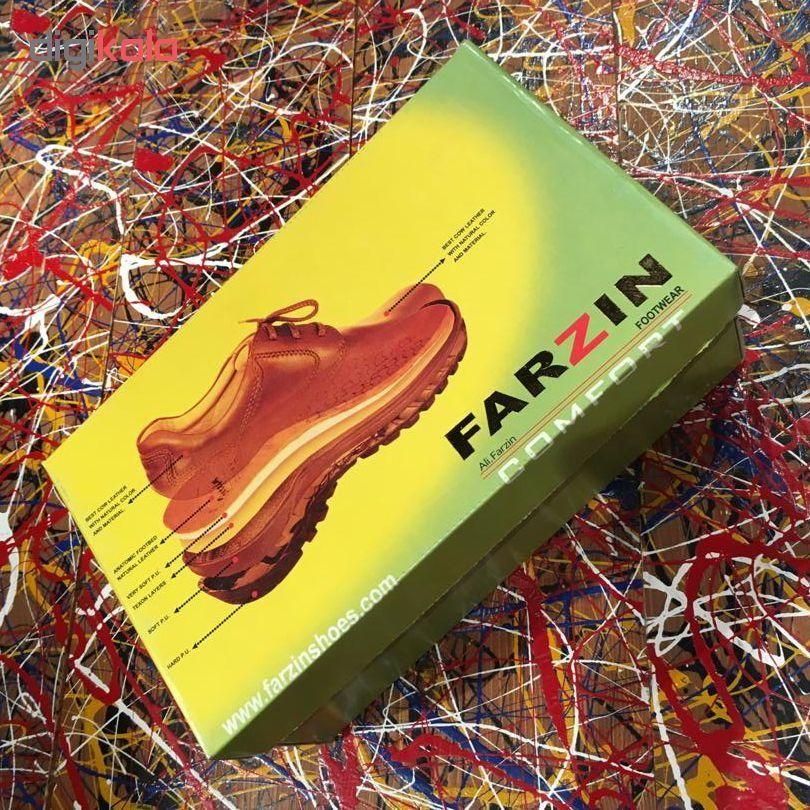 کفش روزمره مردانه کفش فرزین مدل CL199 -  - 8