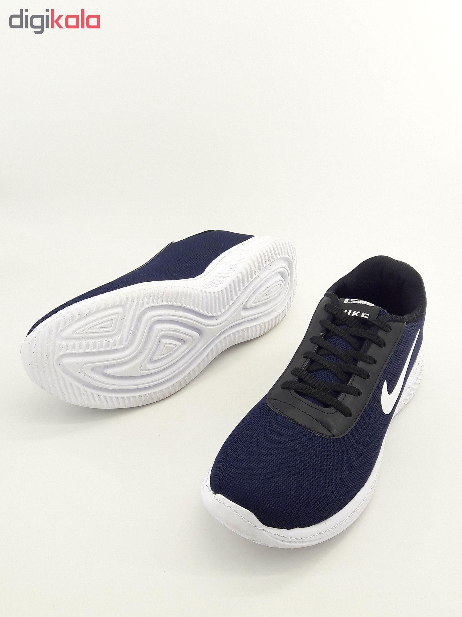 خرید                      کفش  پیاده روی مردانه مدل Nk.bft.gh.nvy-01