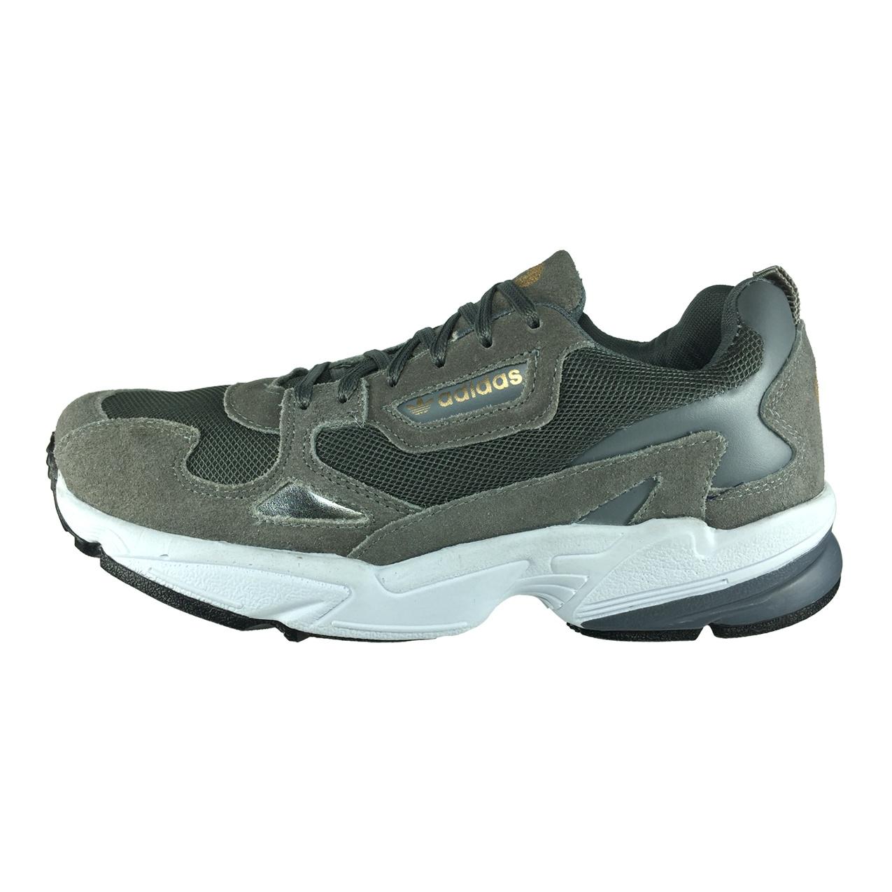 کفش ورزشی مردانه مدل B418 رنگ طوسی