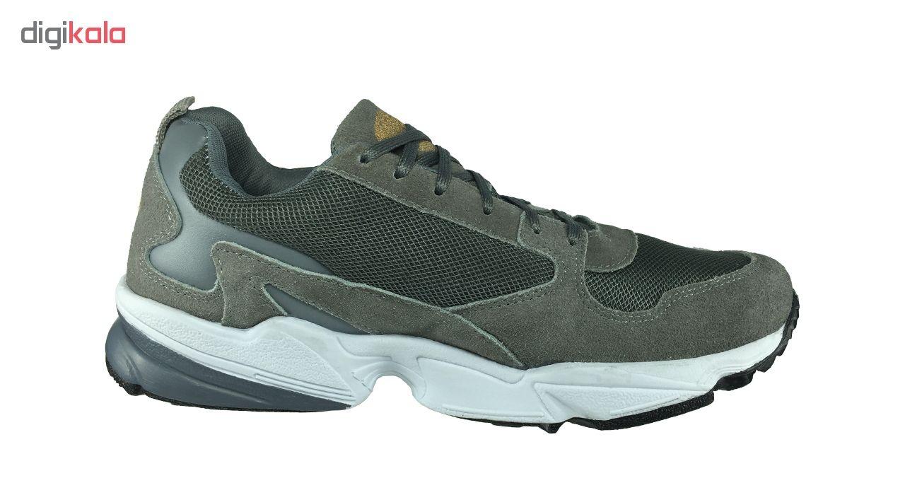 خرید                      کفش  پیاده روی مردانه مدل B418 رنگ طوسی
