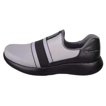 کفش مخصوص پیاده روی مردانه پرفکت استپس مدل پرفورمنس کد 1936 رنگ طوسی