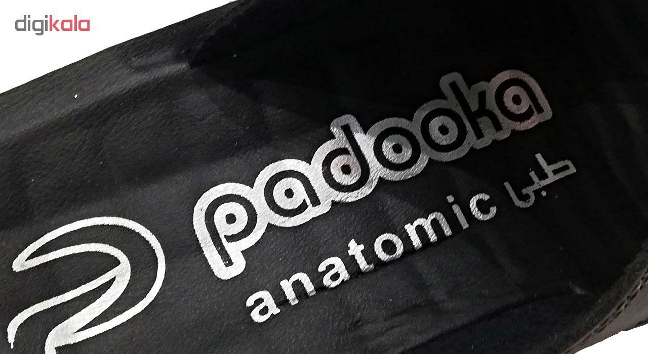 صندل مردانه پادوکا مدل آنکارا رنگ مشکی main 1 4