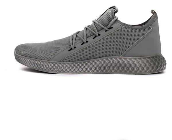 کفش مخصوص پیاده روی مردانه مدل adi-super رنگ طوسی
