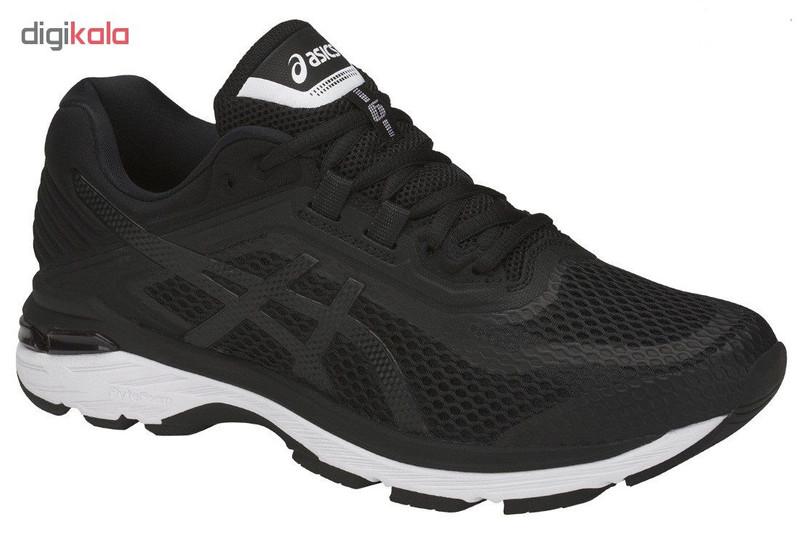 کفش مخصوص پیاده روی مردانه اسیکس مدل  T805N-9001 2