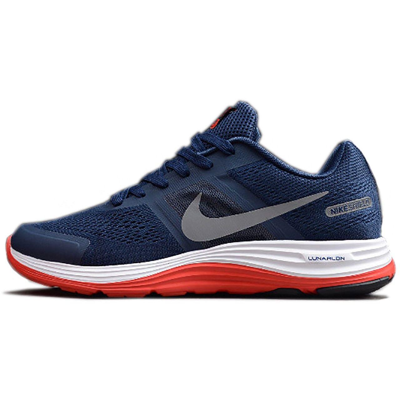 کفش مخصوص پیاده روی مردانه نایکی مدل Air Pegasus 30X Navy 803268-004  main 1 2
