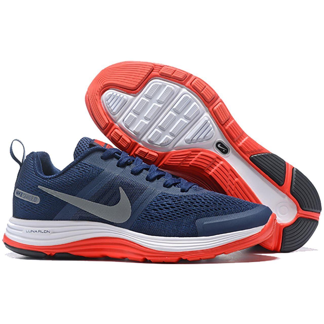کفش مخصوص پیاده روی مردانه نایکی مدل Air Pegasus 30X Navy 803268-004  main 1 1