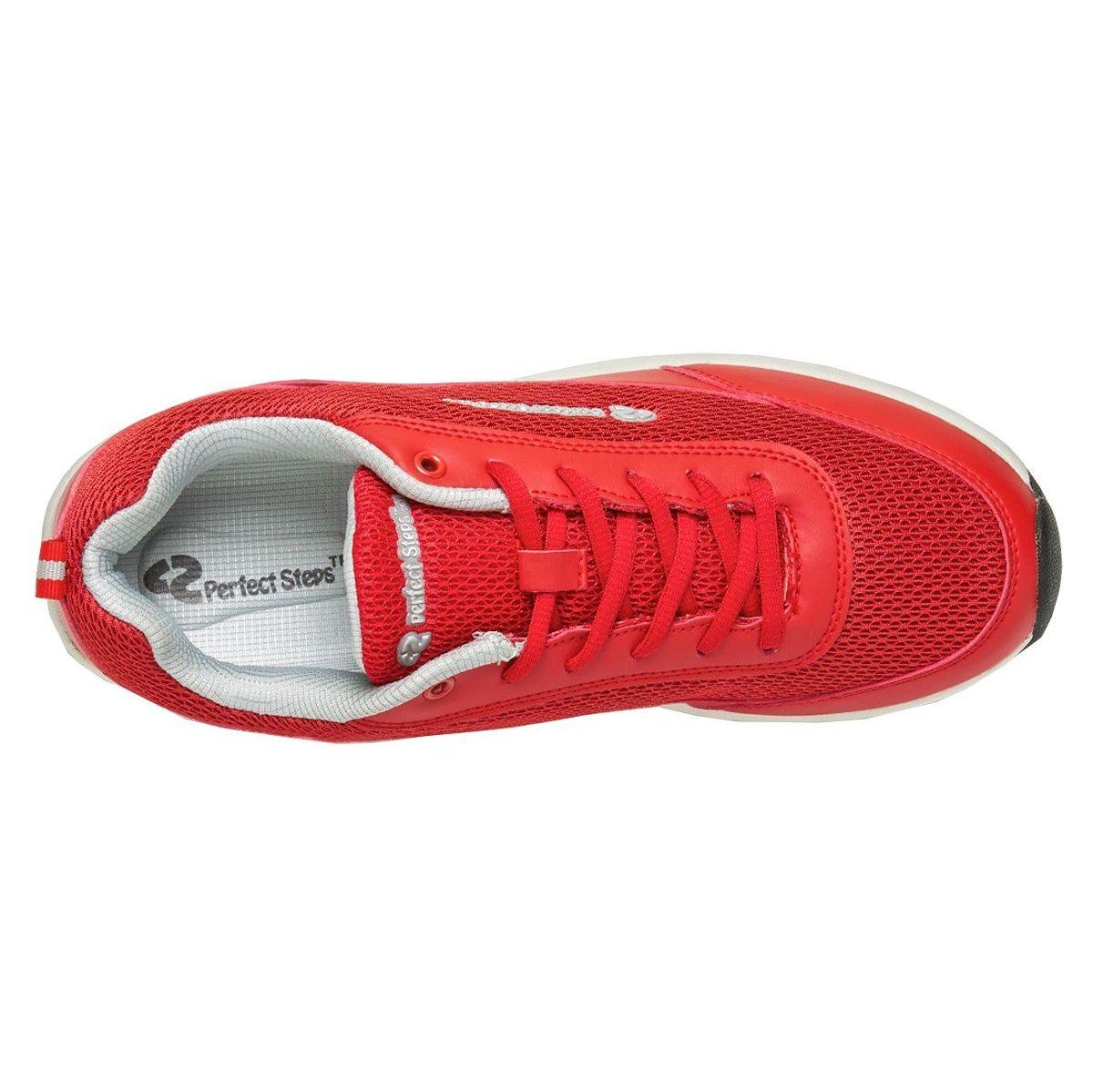 کفش مخصوص پیاده روی مردانه پرفکت استپس مدل آرمیس رنگ قرمز main 1 2
