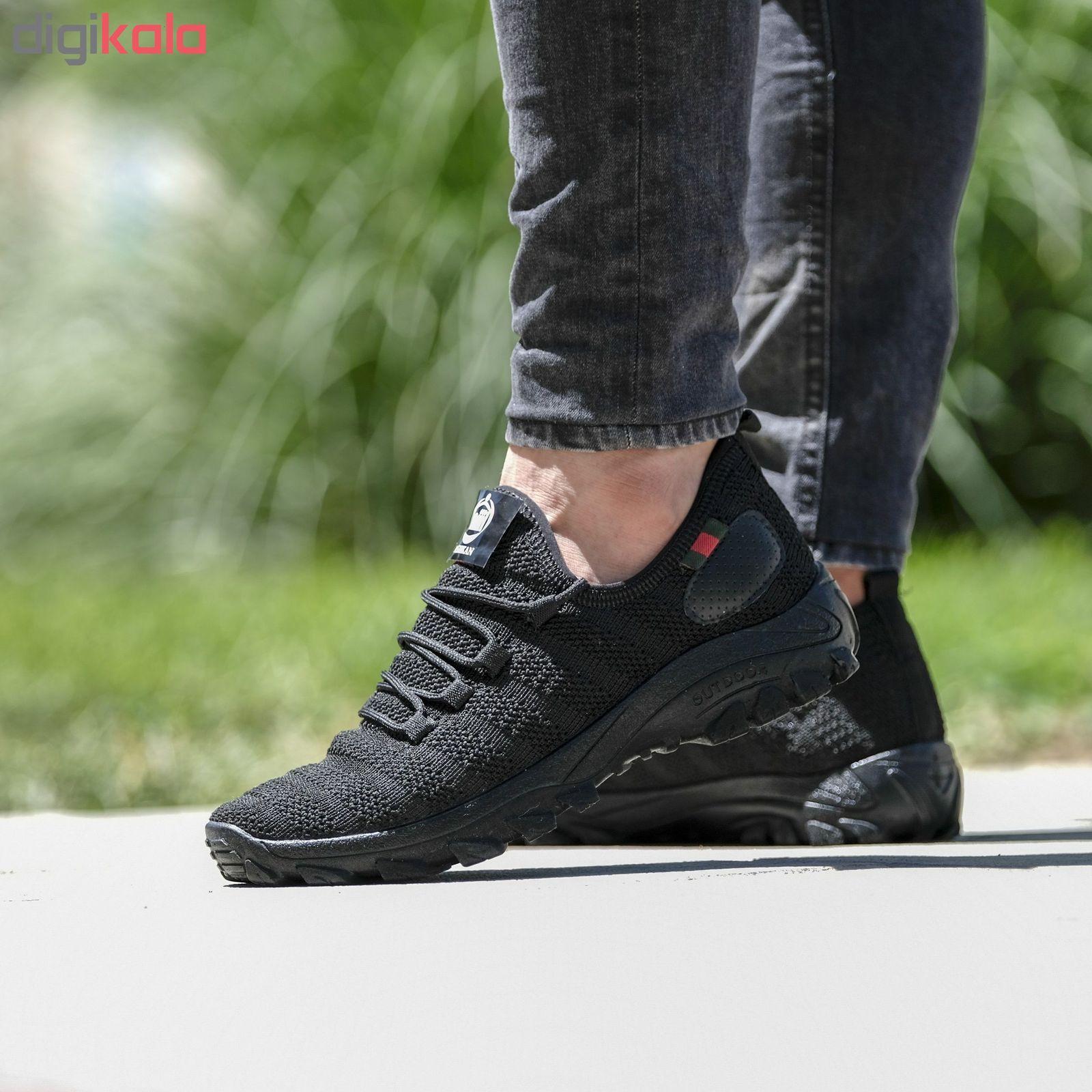 کفش مخصوص دویدن مردانه مدل arshi-kohestani رنگ مشکی main 1 3