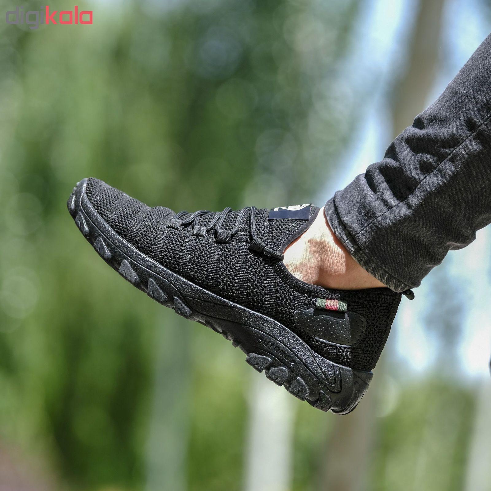 کفش مخصوص دویدن مردانه مدل arshi-kohestani رنگ مشکی main 1 5