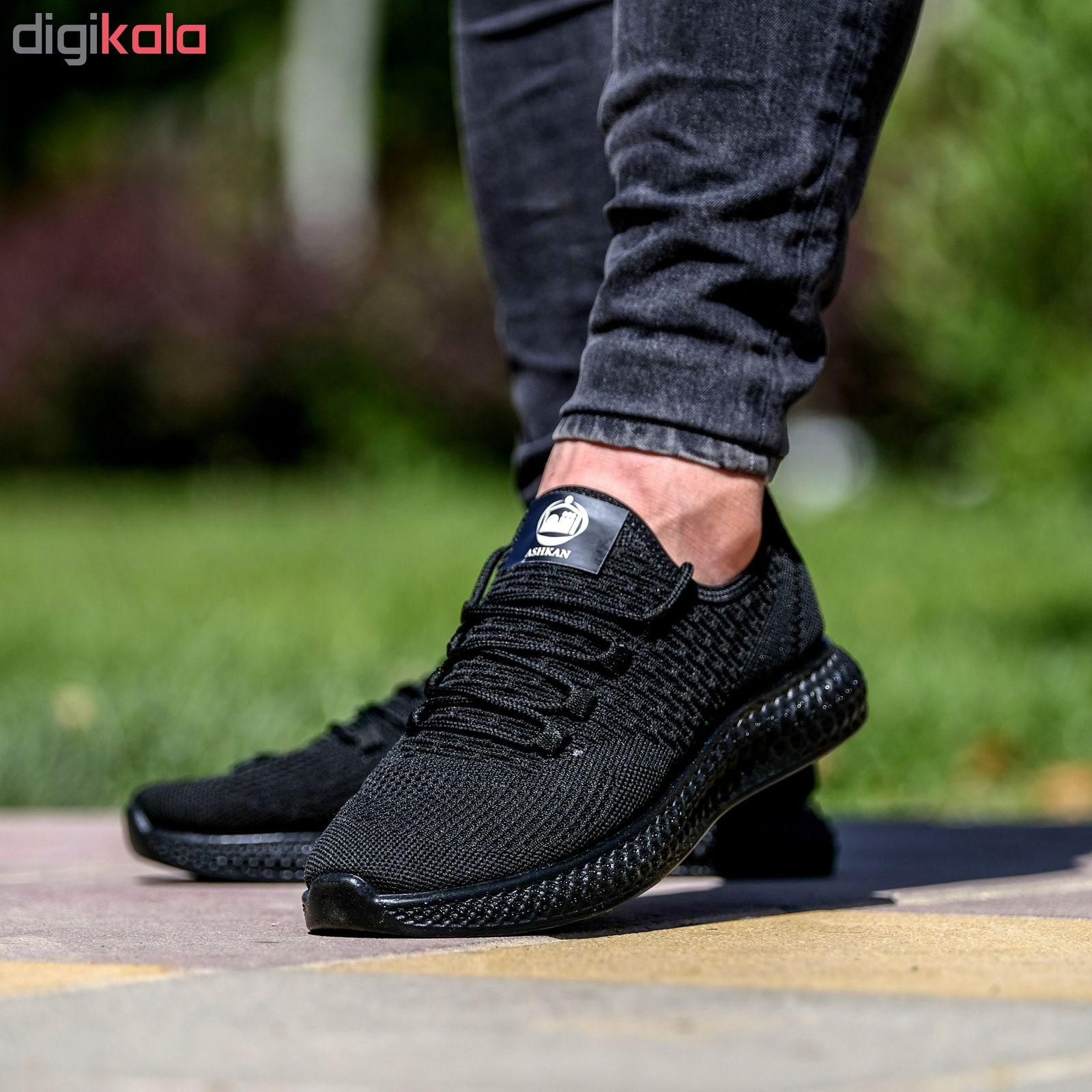 کفش مخصوص دویدن مردانه مدل arshi-ad main 1 2