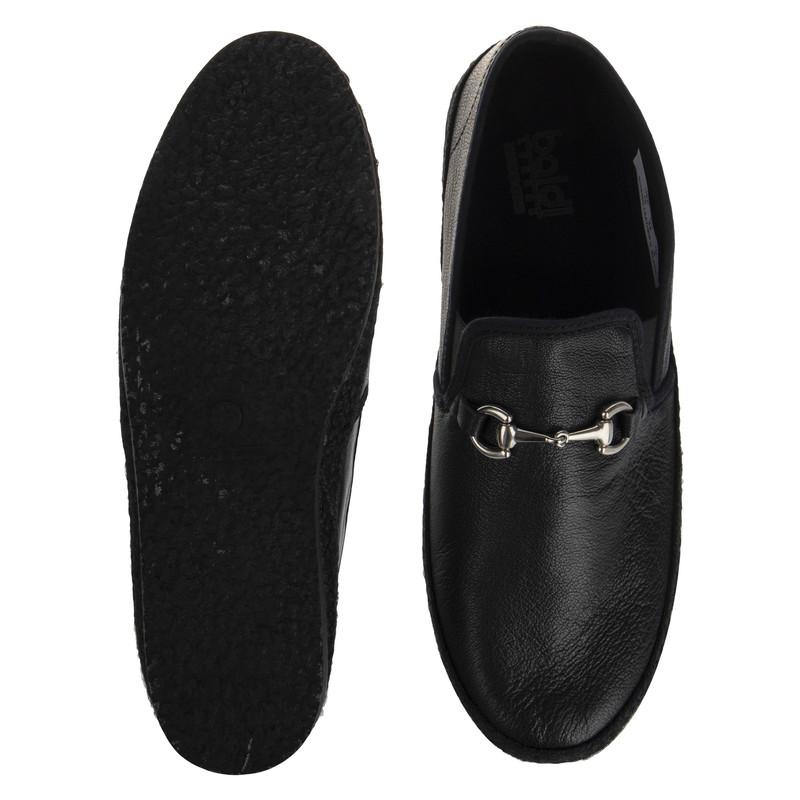 کفش روزمره مردانه بالدی مدل Boising leather