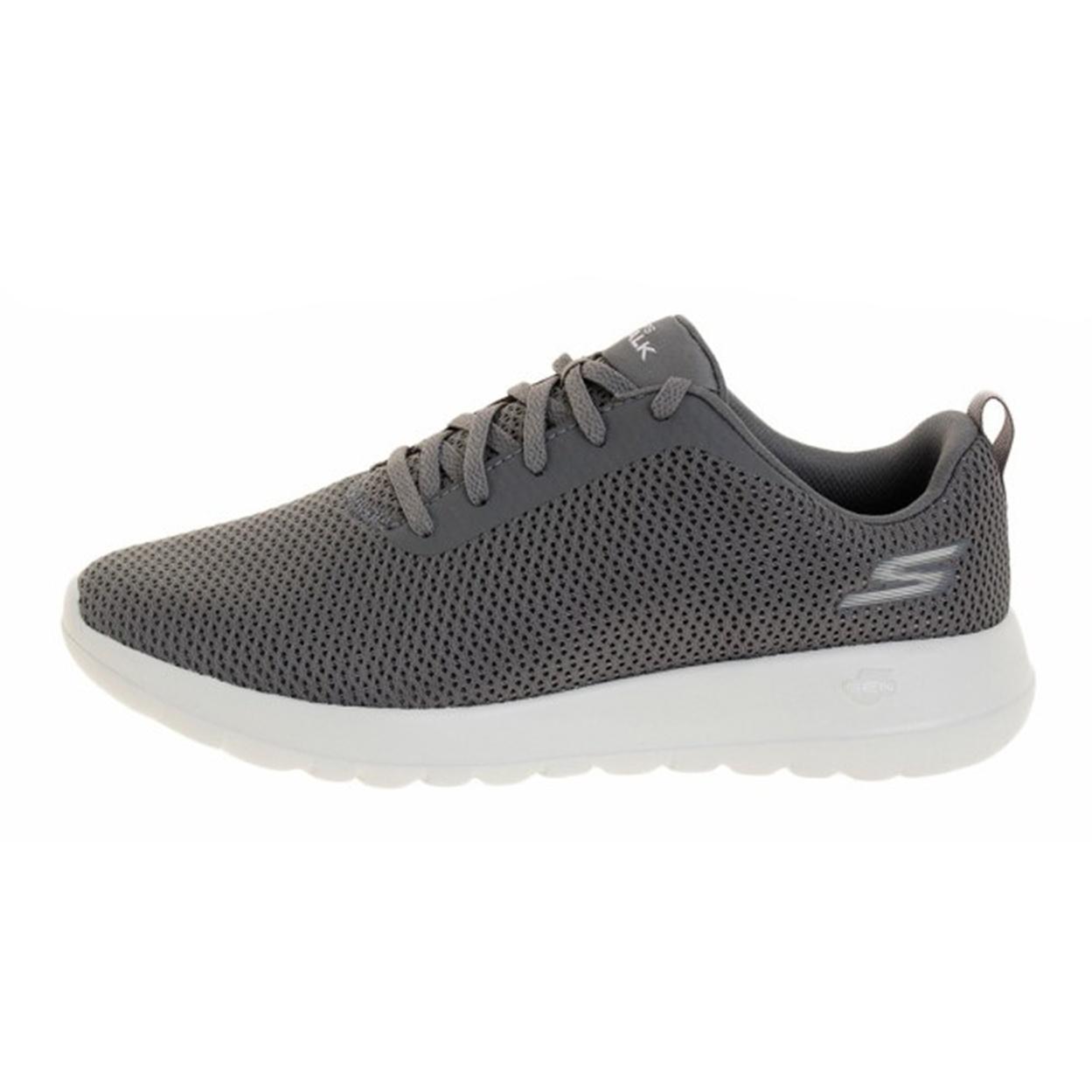 کفش مخصوص پیاده روی مردانه اسکچرز مدل MIRACLE 54601 CHAR