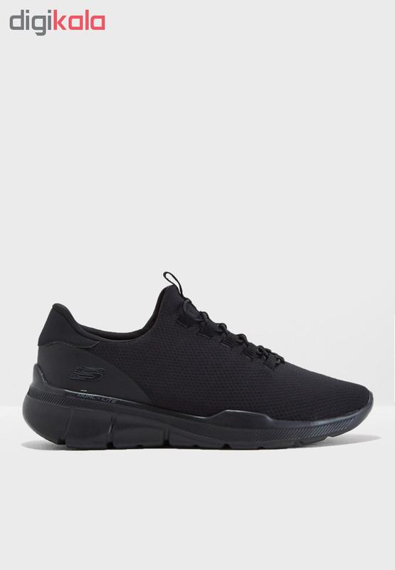 کفش مخصوص پیاده روی مردانه اسکچرز مدل MIRACLE 52928 BBK