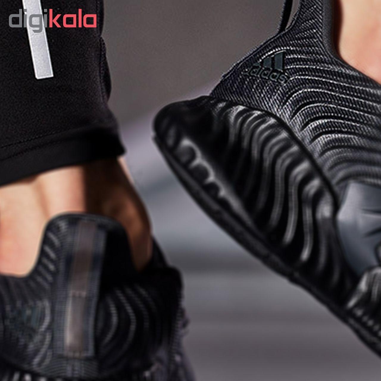 خرید                       کفش  دویدن مردانه آدیداس مدل Alphabounce instinct کد T75670V